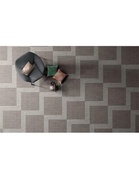 TAILORART Brown 60x60 i Grey 15x60