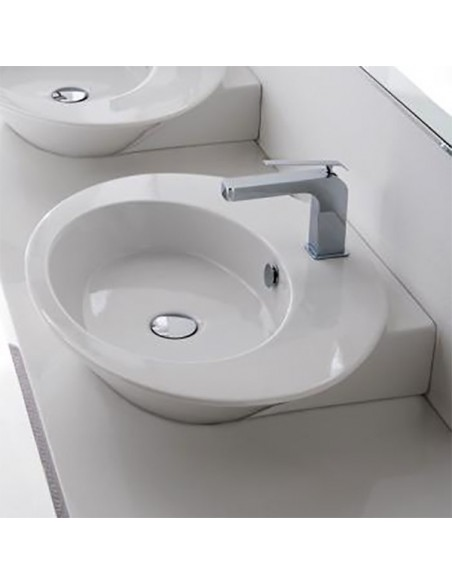 WISH art.2001 Lavabo 67x51x12h