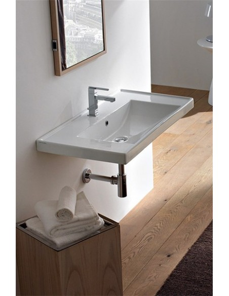 ML art.3002 Lavabo dim 92x39x5h