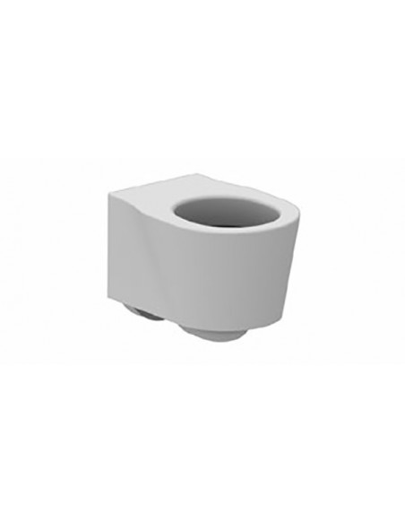 BUCKET 8812CL WC Šolja konzolna CLEAN FLASH dim 53,5x36 - Scarabeo