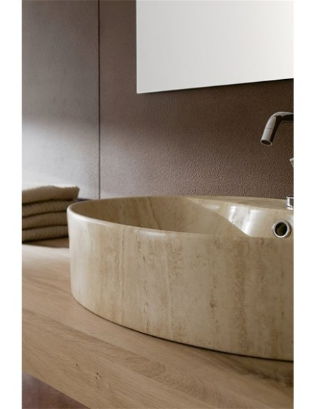 SCARABEO DECORATION cod E Travertine