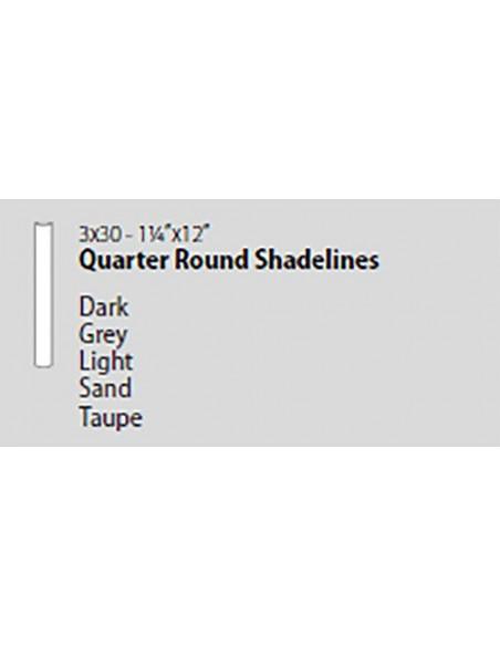 SHADELINES Quarter