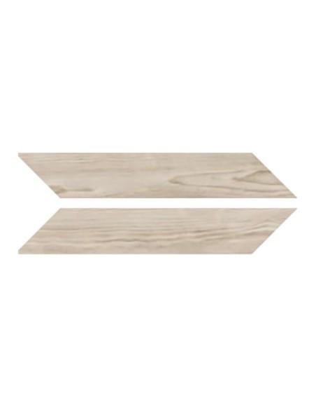 SHADEWOOD Chevron Wood Sand 9.4x49