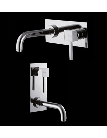 QUADRUS art QS0510 Slavina za lavabo iz zida - Italmix