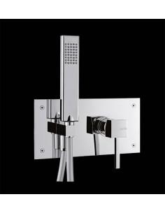 QUADRUS art QS0520 Ugradi mixer sa tušem - Italmix