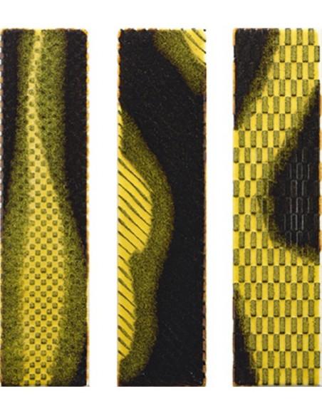 SLASH dekor SLSH DK 73Y Dark Yellow dim 7.5x30- Imola Ceramica