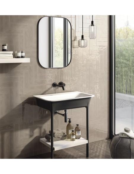 SLASH SLSH 73EC Ecru 7.5x30  Imola Ceramica