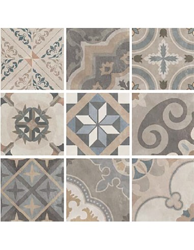 PATCHWORK CLASSIC MIX 20x20 -Sant'Agostino