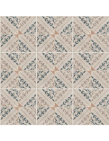 PATCHWORK CLASSIC 02 20x20 -Sant'Agostino