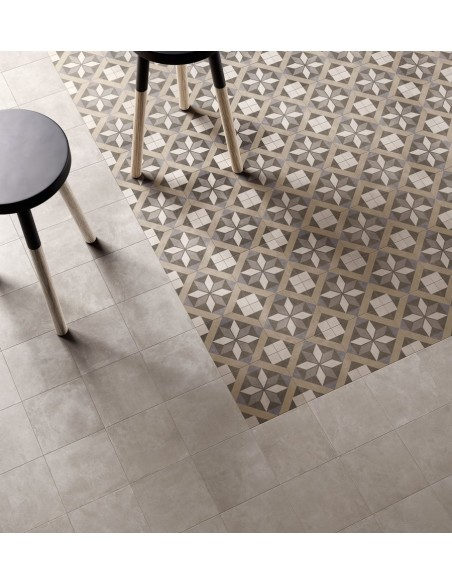 PATCHWORK CLASSIC 04 20x20, Pearl 20x20 -Sant'Agostino