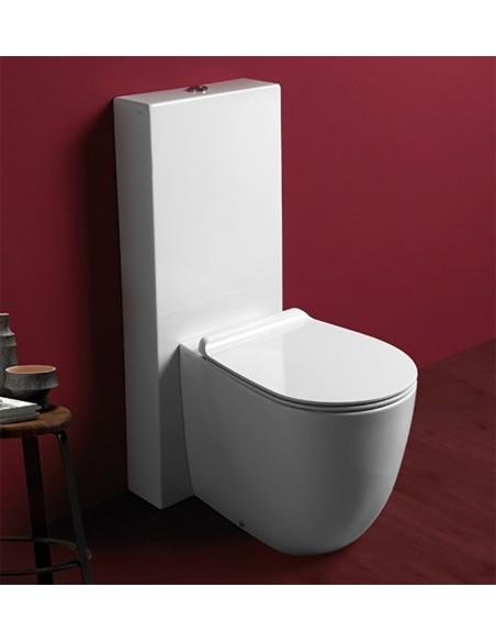 VIGNONI VI01+CT09+D20 WC MONOBLOK - Simas