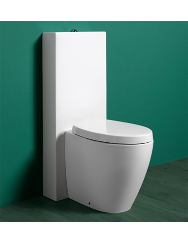 LFT SPAZIO LFT20+CT09+D20 WC MONOBLOK - Simas