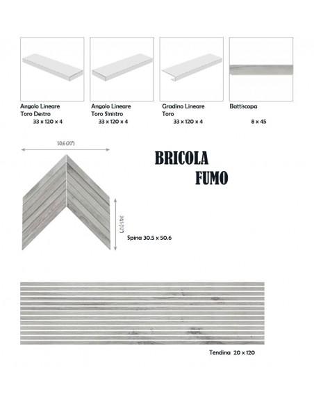 BRICOLA FUMO - Rondine