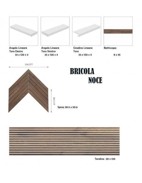 BRICOLA NOCE - Rondine