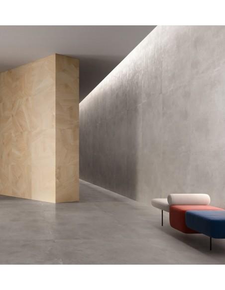 SET Wood Metrowood Natural i Concrete Grey - Sant`Agostino