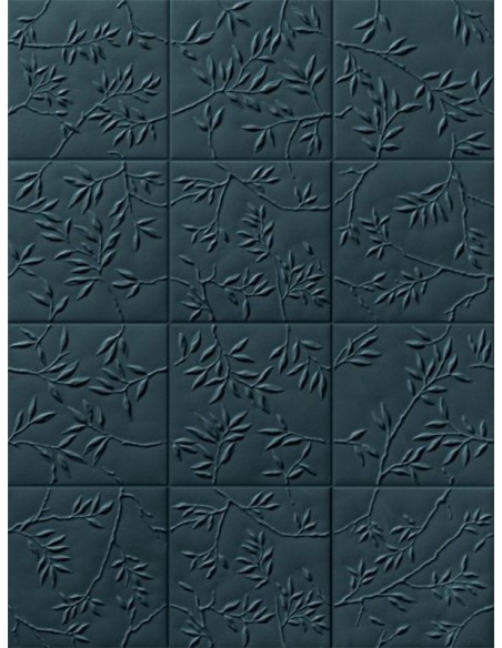 4D PLAIN NATURE Deep Blue dim 20x20cm - Marca Corona