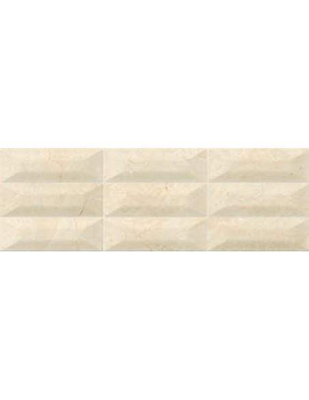 THEMAR WALL CULT CREMA MARFIL 25x75cm - Sant`Agostino