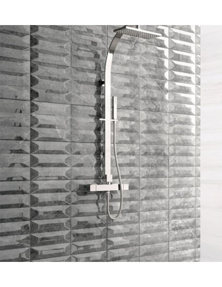 THEMAR WALL CULT GRIGIO SAVOIA 25x75cm - Sant`Agostino