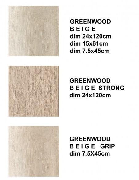 GREENWOOD BEIGE -Rondine