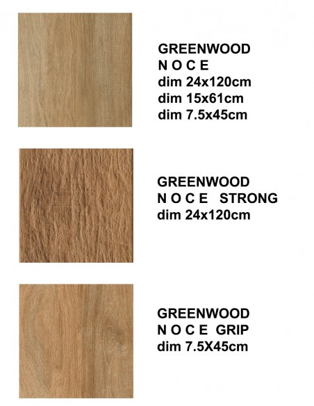 GREENWOOD NOCE -Rondine