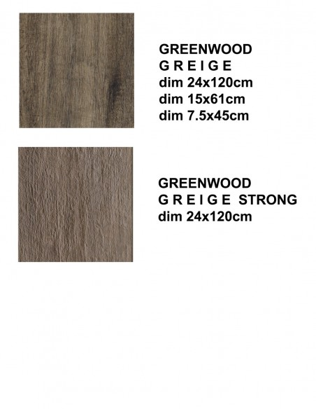 GREENWOOD GREIGE -Rondine