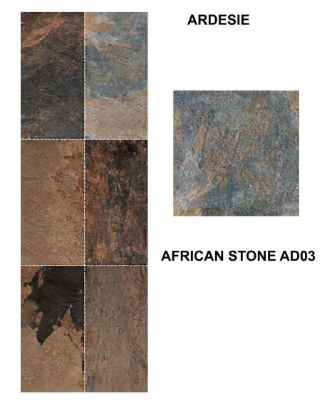 ARDESIE AD03 AFRICAN STONE - Mirage