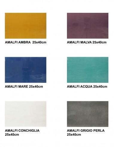 AMALFI 25x40cm - Idea Ceramica