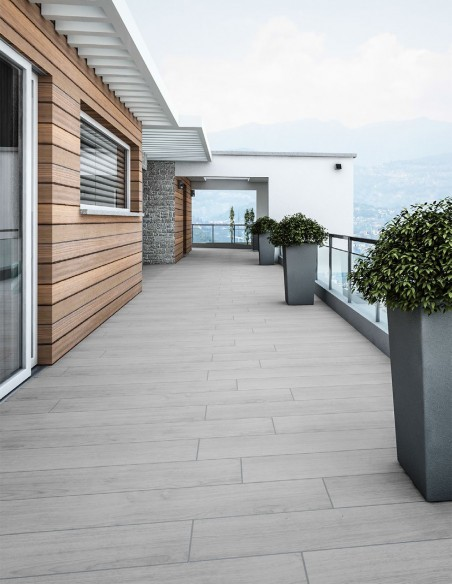 EVERGREEN SMOKE - Idea Ceramica