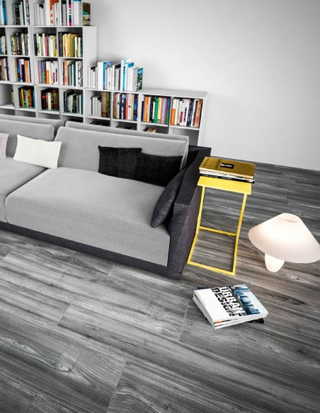 MANHATTAN indoor HARD GREY - Idea Ceramica