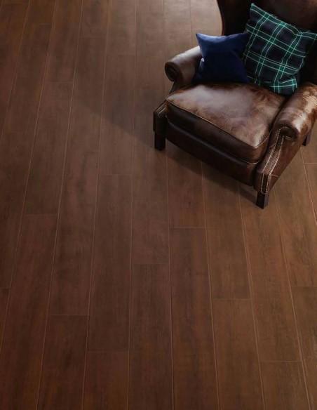 LAKEWOOD Brown 20x120cm - Sant`Agostino