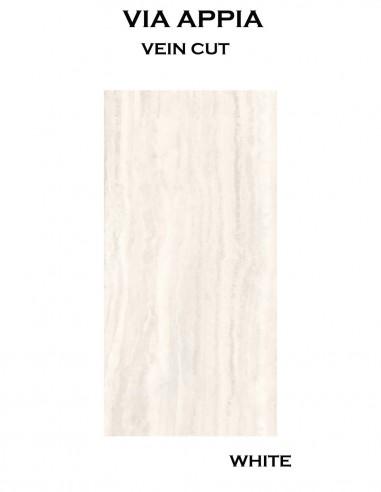 VIA APPIA Vein Cut WHITE - Sant`Agostino