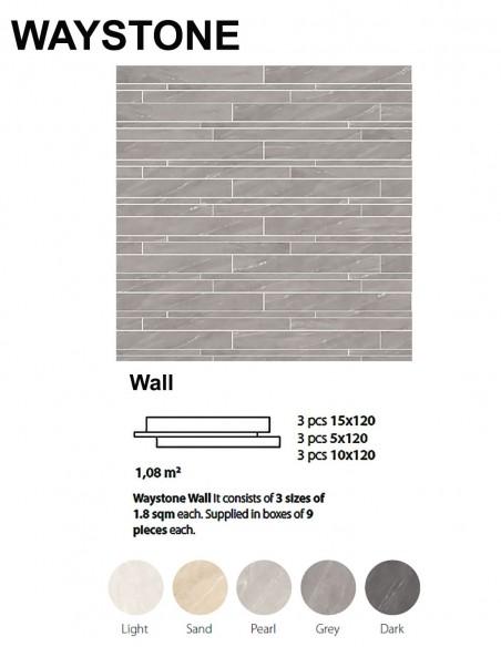 WAYSTONE Wall - Sant`Agostino