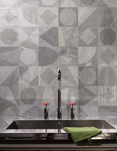 WAYSTONE Decor Cold 20x20cm - Sant`Agostino
