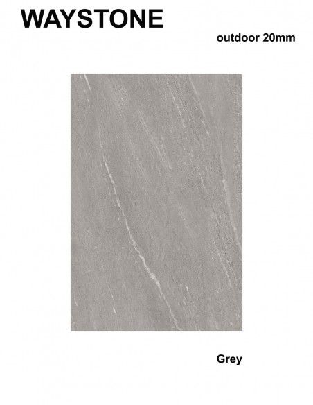 WAYSTONE outdoor GREY dim 60.4x90.6cm debljina 20mm - Sant`Agostino