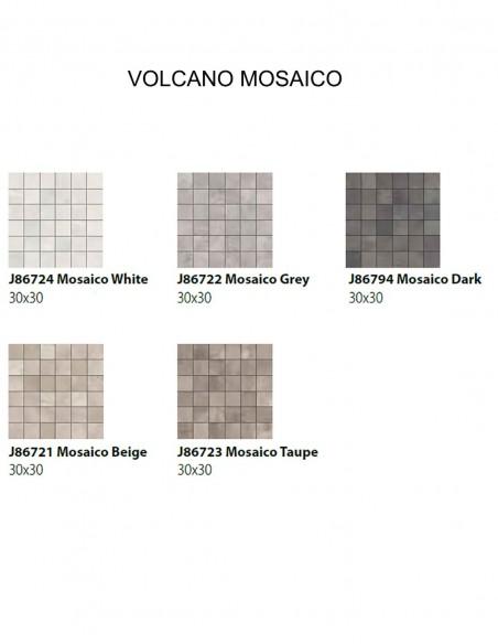 VOLCANO Mosaico 30x30 - Rondine