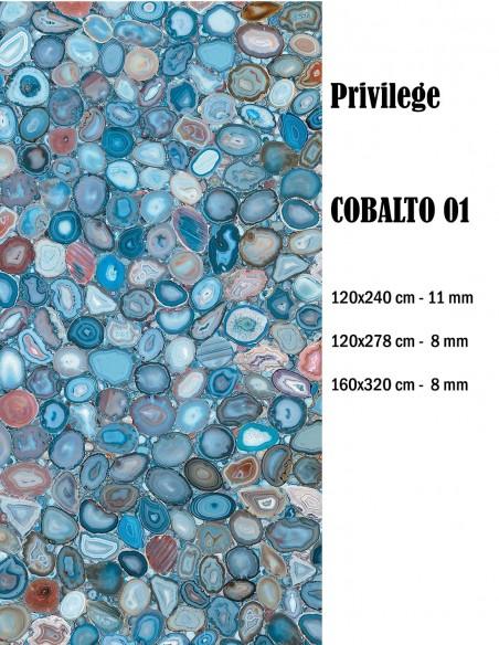Bottega 225 PRIVILEGE PE COBALTO 01 - Mirage