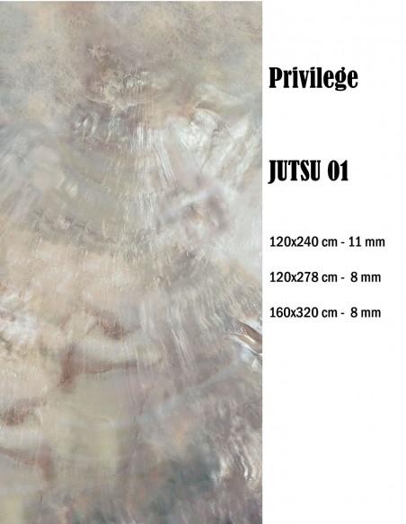 Bottega 225 PRIVILEGE PE JUTSU 01 - Mirage