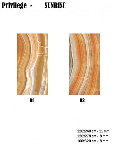 Bottega 225 PRIVILEGE PE SUNRISE 01 i 02 - Mirage