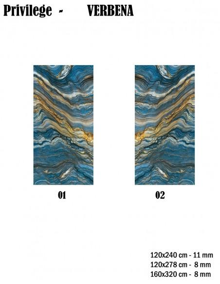 Bottega 225 PRIVILEGE PE VERBENA 01 i 02 - Mirage