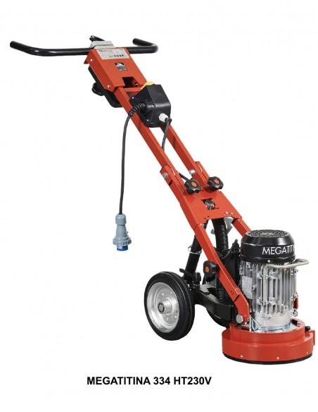 MEGATITINA 334 HT230V Električna mašina za brušenje,ravnanje,poliranje i čišćenje - Raimondi