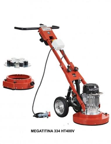 MEGATITINA 334 HT400V Električna mašina za brušenje,ravnanje,poliranje i čišćenje - Raimondi