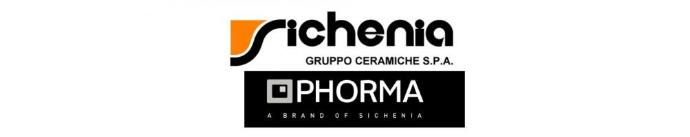 Sichenia Phorma keramika - italijanska keramika
