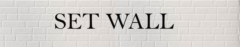 Set Wall