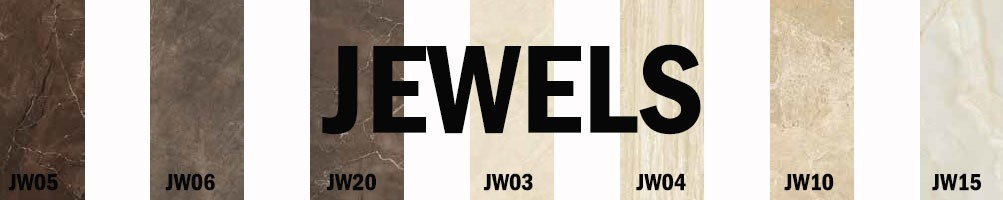 JEWELS beige & brown