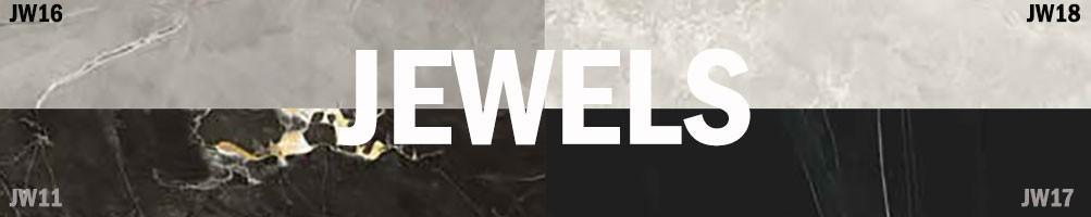 JEWELS grigio & black