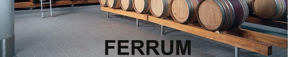 FERRUM industrijske plocice kompanija AGROB BUCHTAL iz Nemacke