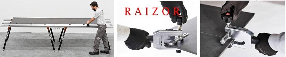 RAIMONDI RAIZOR alat za velike formate plocica