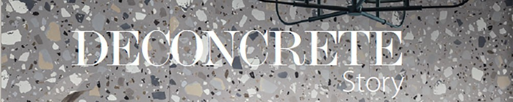 DECONCRETE granitna keramika fabrika SantAgostino