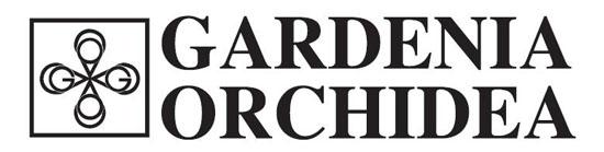 Gardenia Orchidea Logo